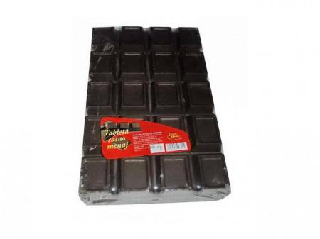 Poze Cuvertură cacao neagră 100g