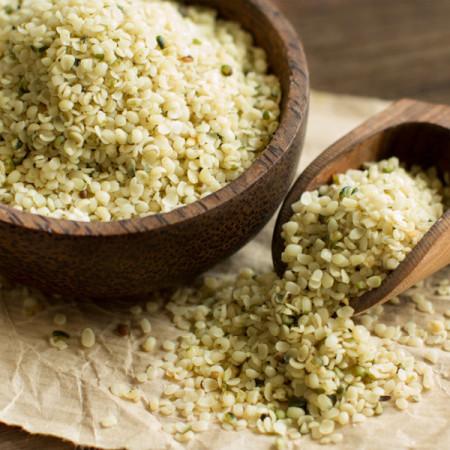 Poze Semințe de cânepă decorticată 100g