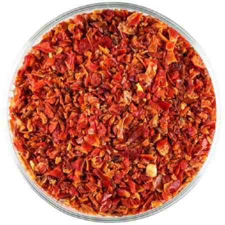 Poze Ardei roșu gras granulat 100g