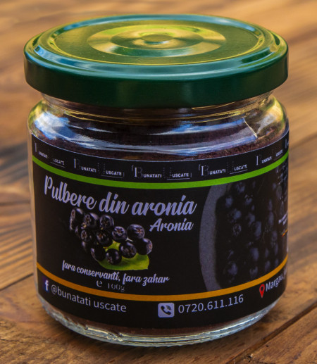 Poze Pulbere din Aronia 100g