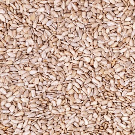 Poze Miez semințe de floarea soarelui crude 150g