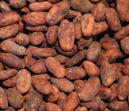 Poze Cacao boabe 100g