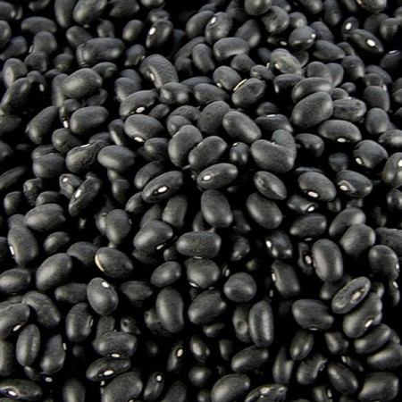 Poze Fasole boabe neagră 200g