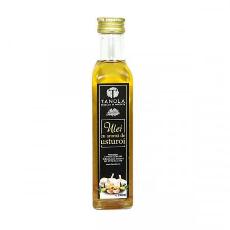 Poze Ulei cu aromă de usturoi 250ml