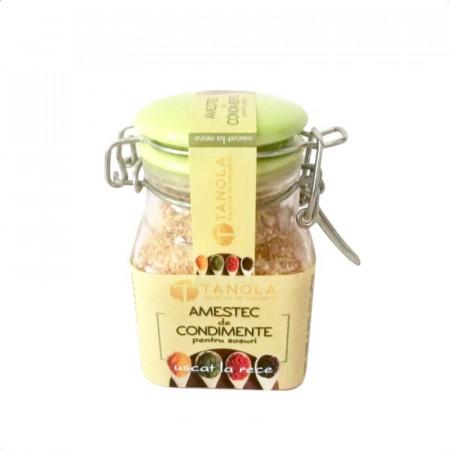 Poze Amestec de condimente pentru sosuri 50g - borcan premium