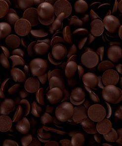 Poze Ciocolată neagră Tobado 64,5% (bănuți) 200g