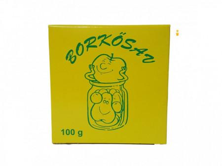 Poze Acid tartaric 100g (E334)