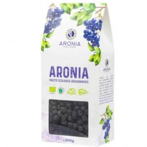 Fructe Uscate de Aronia 200G