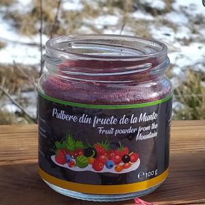 Pulbere din fructe de la munte 100g