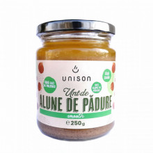 Unt de alune de pădure natural 250g
