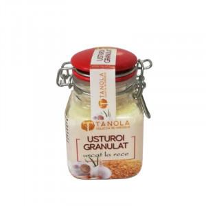 Usturoi granulat uscat la rece 40g (borcan premium)