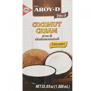 Crema de cocos 1l