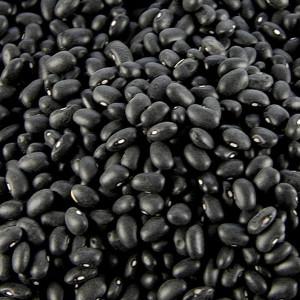 Fasole boabe neagra 400g