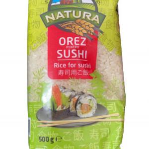 Orez pentru sushi Natura 500g