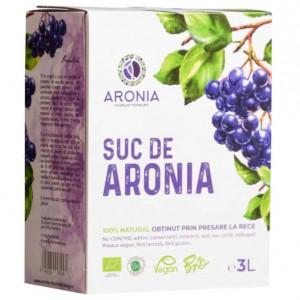 Suc Aronia 3L 100% Natural ECO