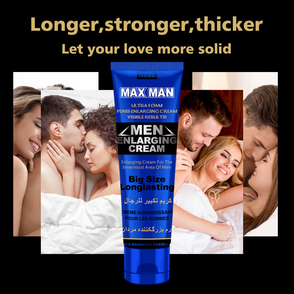 MAXMAN Enlarging Gel