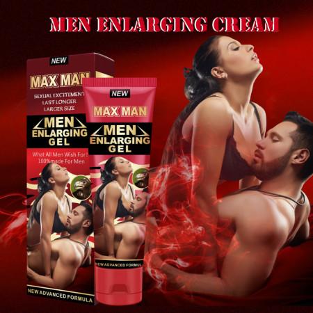 MAX MAN - Penis Enlargement Gel - Imported