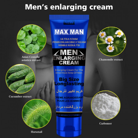MAXMAN - Penis Enlargement Gel - Imported