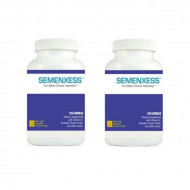 SEMENXESS™ - Increase Your Ejaculate - Sperm Volume Pills - 2 Bottles
