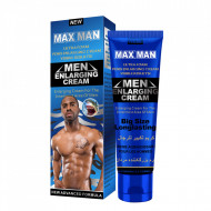 MAX MAN - Penis Enlargement Gel - Imported