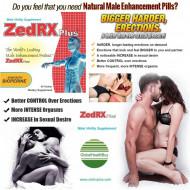 ZedRX Plus™ - Penis Enlargement Pills - 12 Boxes