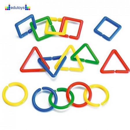 Geometrijske karike 500 komada