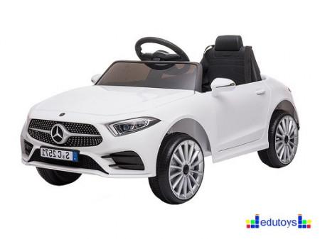 Mercedes beli auto na akumulator