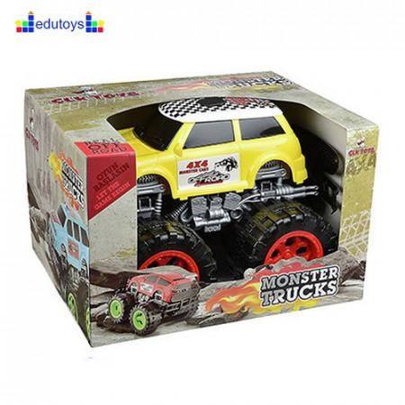 Monster Auto Jumbo race