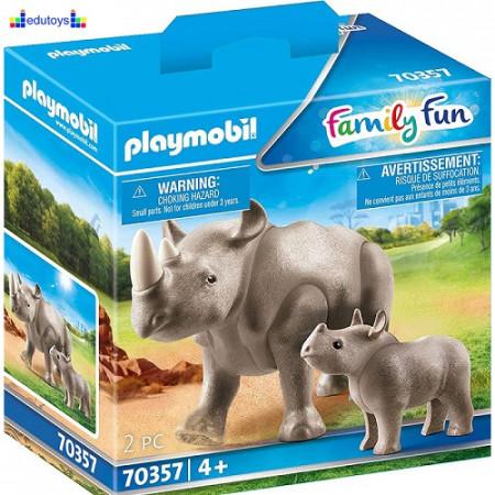 Playmobil Family Fun Set nosoroga