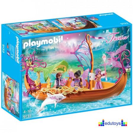 Playmobil Gondola vilenjaka