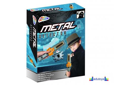 Set za male detektive METAL DETEKTOR