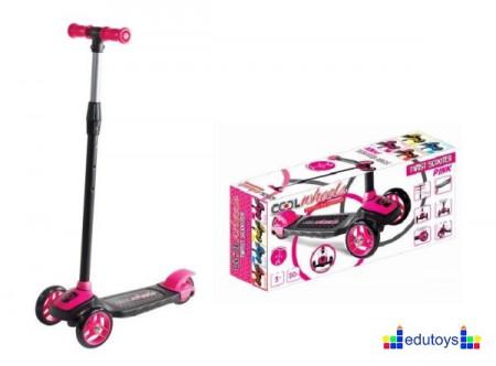 Trotinet pink COOL