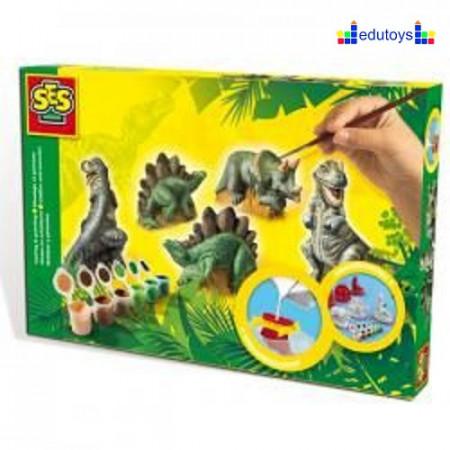 Creative napravi dinosaurusa