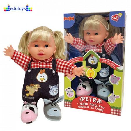 Lutka Petra i drugari sa farme