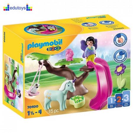 Playmobil 1.2.3 Igralište za vile
