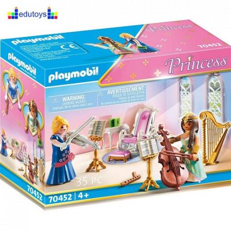 Playmobil Princess Muzička soba
