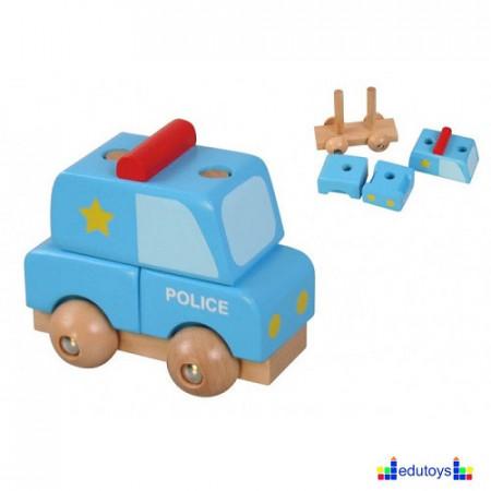 PUZZLE - Policija 3D