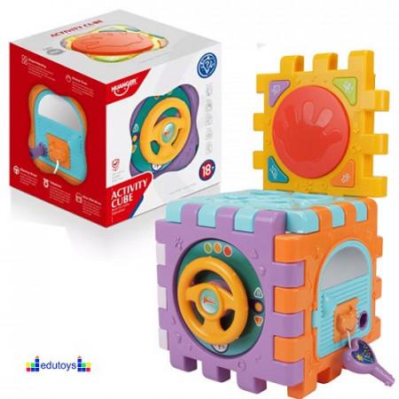 Bebi aktiviti kocka Good toys