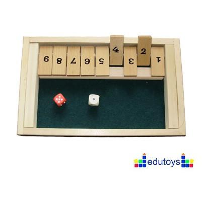 Igra sa brojevima EDU 1