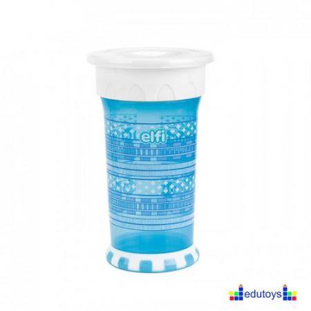 Magična šolja ORIGINAL 360 ml plava