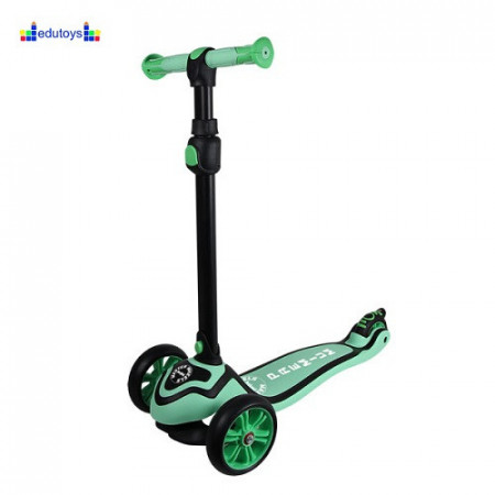 Master Wheels Trotinet Premium zeleni