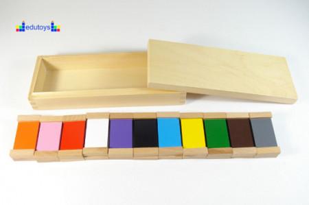 Montesori Drvene pločice II nivo