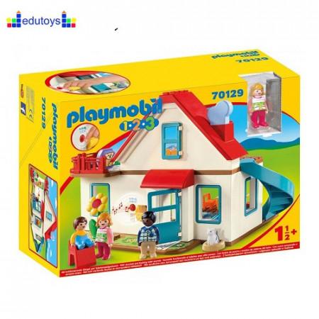 Playmobil 1.2.3 Porodična kuća