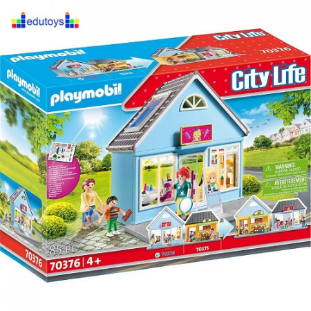 Playmobil City Life Frizer set