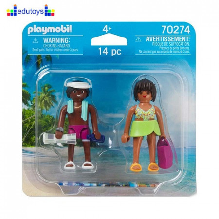 Playmobil Duo Pak Par na odmoru