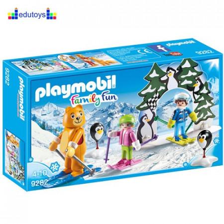 Playmobil zimska kolekcija-Čas skijanja