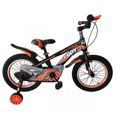 "Dečiji bicikl TFBOYS 16"" narandžasta"