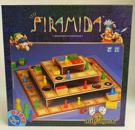 Drustvena igra PIRAMIDA D-TOYS