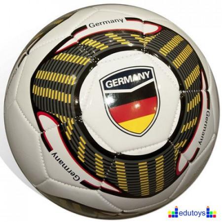 Fudbalska lopta sa motivima Nemacke