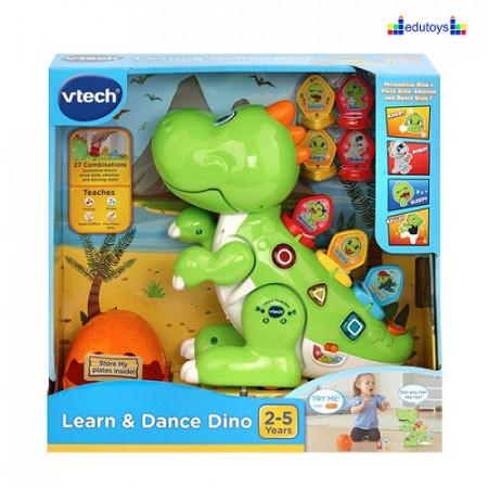 Interaktivni Dino za učenje green